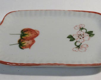 Dollhouse Miniatures - Serving tray