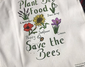 Plant Bee Food Bag