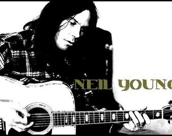 Legendary Neil Young T-Shirt