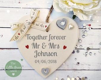 Wedding anniversary keepsake gifts ~ Anniversary keepsake etsy
