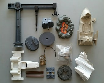 SPARE PARTS for playsets Vintage Kenner Star Wars action figure toys