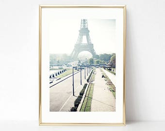 Paris photography, wall art canvas, Eiffel Tower print, Paris print, canvas art, Paris wall art, extra large wall art, Paris canvas