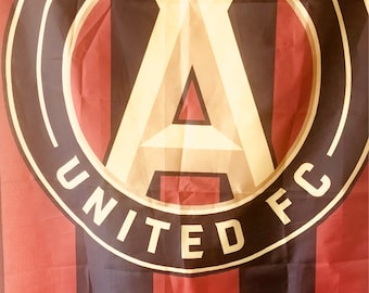 Atlanta United Founding Member Flag - Rare!