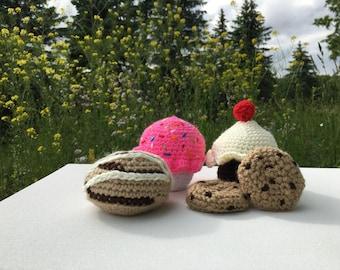 Crochet Baked Goods