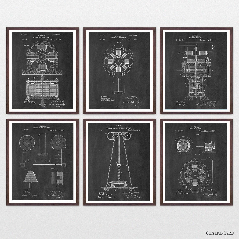Tesla patent art tesla art nikola tesla tesla poster zoom malvernweather Gallery