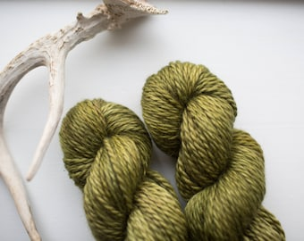 Soft Green Sward {Bulky Weight} Baby Alpaca