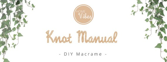 Macrame Knot Guide