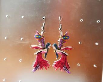 Set of 4 pair of earrings