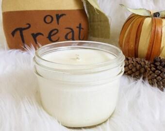 Seasonal Soy Candle - 8 oz Natural Soy Candle