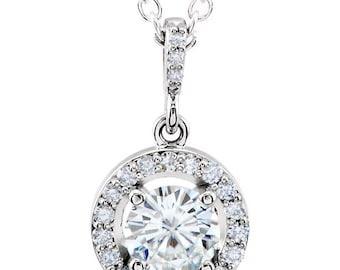 1/5 CTW Diamond 18 Inch Necklace
