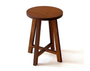 Doll stool. Scale 1/6 YoSD, 1/4 MSD, 1/3 SD (bjd, barbie, monster high, momoko, blythe, obitsu, azone, FR, pullip, fashion doll furniture)