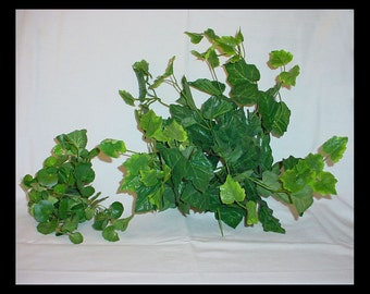 Artificial Ivy Greenery Vintage Foliage