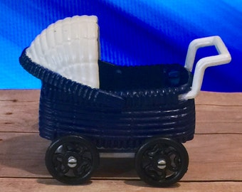Dollhouse Baby Carriage