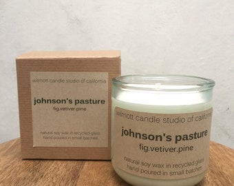 Johnson's Pasture Scented Candle