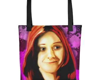 Buffy The Vampire Slayer: Willow Tote bag