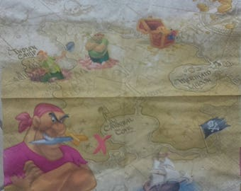 231 napkin pirate treasure hunt