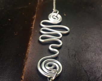Swirls& such- Necklace collection