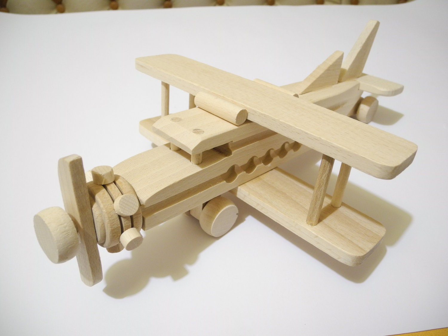 Toys Are Us Wooden Toys : Airplane organichandcrafted wooden toys eco friendly