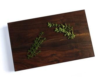 Walnut Butcher Block, Walnut Cutting Board, Large Cutting Board