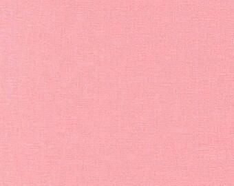 Blush Pink Linen Fabric, Brussels Washer Linen, Robert Kaufman Fabric, washable linen fabric