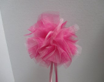 pink princess wand, fairy wand, party favors