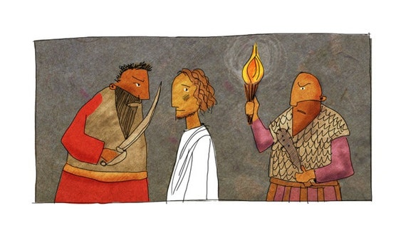 The Jesus Storybook Bible - 72 dpi Digital File (Page 301)
