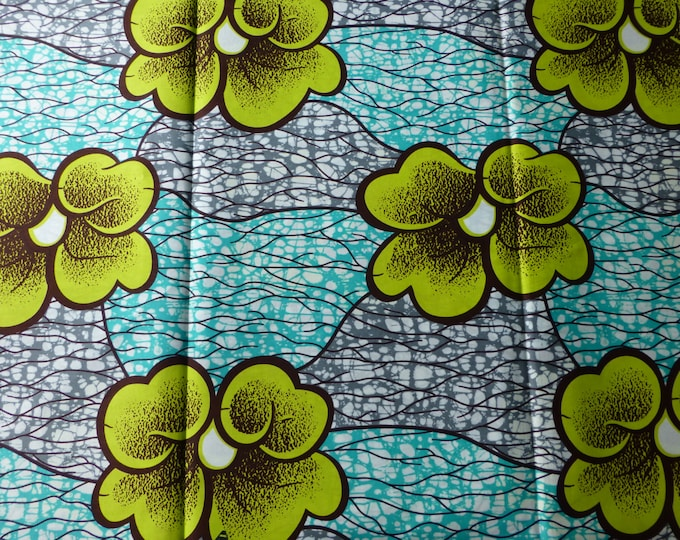 African Fabrics Super Wax Print Fabrics For Sewing, Fabrics For Dress Making Kitenge/Pagnes/Ankara /ChitengeSold By The Yard 152168368432
