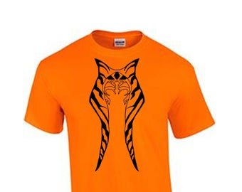Ahsoka Tano Fulcrum Rebels Short Sleeve T Shirt