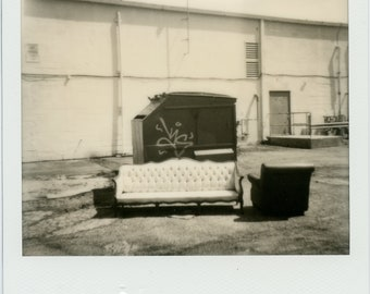Dumpster Sofa