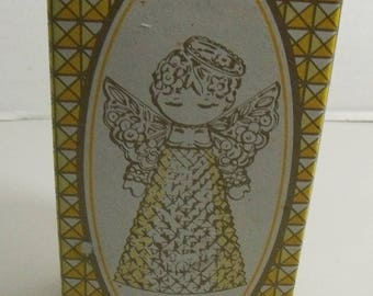 Vintage Avon Heavenly Angel Sweet Honesty Cologne NOS 1976