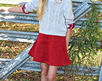 Tween Easy A-Line Skirt/Skort