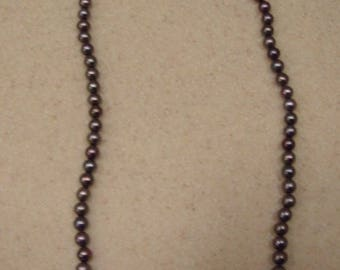 BLACK real authentic highest quality necklace