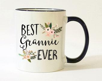 Best Grannie Ever Mug / Grannie Gifts / Grannie Mug / Grannie Coffee Mug / Grannie Mug / 11 or 15 oz