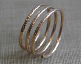 Spiral ring...
