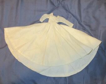 Premier fashion doll wedding gown 1963 #26