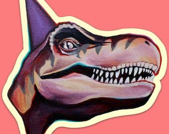 BIG OL' STICKER // T-Rex