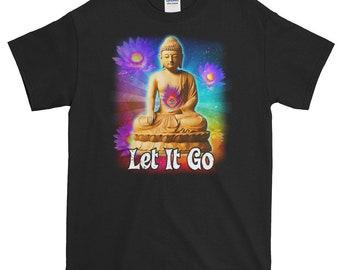 Buddha Cosmic Zen Meditation t-shirt