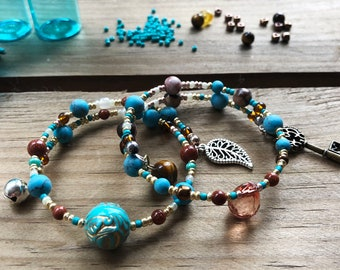 Bracelets for Babies - Precious Gemstones