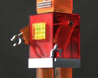 Robot Caliente (Hot Bot)