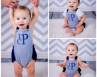 Boy Summer Clothes Baby Boy Romper Baby Boy Shorts Baby Boy Gift Baby Boy Summer Outfit Boy Short Romper