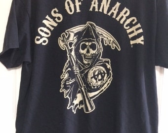 Sons of Anarchy T-Shirt Size XL