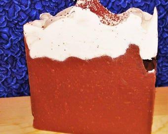 French Vanilla Coffee Goat Milk Soap