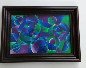 CUSTOM handmade picture frames.