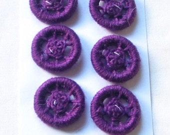 Dorset Rose buttons