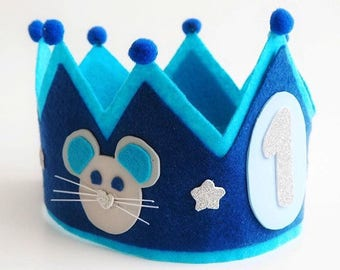 Special crowns Birthday or custom and special parties