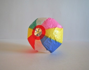 Japanese Paper Balloon / Traditional color