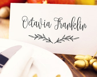 Place Cards Template, Wedding Place Cards, Wedding Place Card Template, Place Cards Printable, Place Card Template, Christmas Place Cards