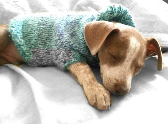 Dog Or Cat Sweater Coat Jacket Instant Dl Pattern
