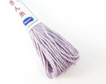 Sashiko Thread | Kogin Cotton Embroidery Floss by Olympus - Lavender (484)