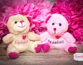 Custom Valentines Plushies